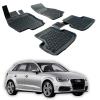 Poza cu Covorase din cauciuc tip tavita SCOUTT, Audi A3, 2012-2020