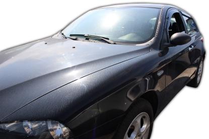 Poza cu Set paravanturi fata si spate, Alfa Romeo 147, 2000-2010