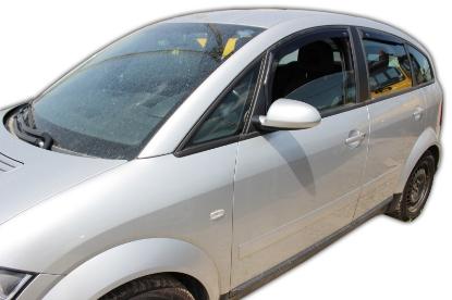Poza cu Set paravanturi fata si spate, Audi A2, 1999-2005