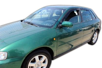 Poza cu Set paravanturi fata si spate, Audi A3, 1996-2003
