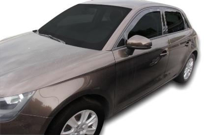 Poza cu Set paravanturi fata si spate, Audi A1, 2010-2018