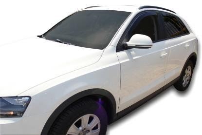 Poza cu Set paravanturi fata si spate, Audi Q3, 2011-2018