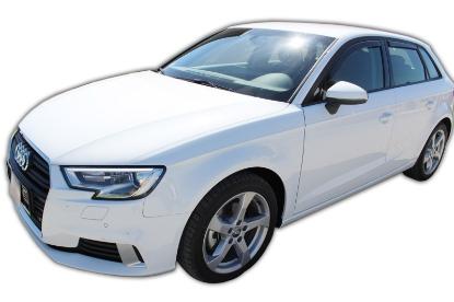 Poza cu Set paravanturi fata si spate, Audi A3, 2012-2020