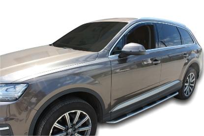 Poza cu Set paravanturi fata, Audi Q7, 2015-