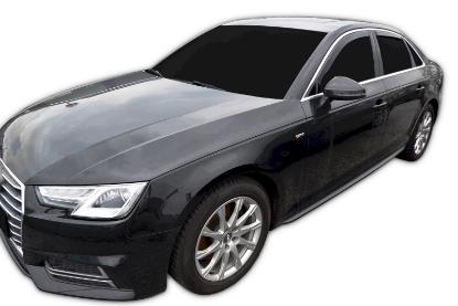 Poza cu Set paravanturi fata si spate, Audi A4, 2015-
