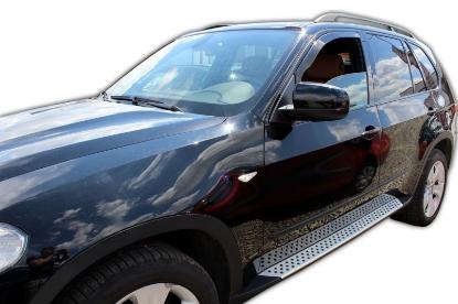 Poza cu Set paravanturi fata, BMW X5, 2006-2013