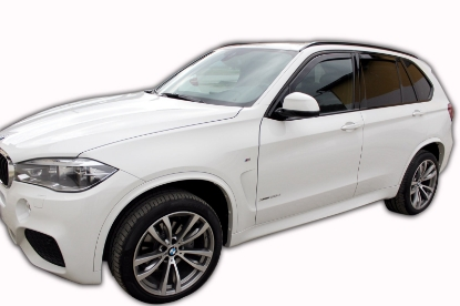 Poza cu Set paravanturi fata si spate, BMW X5, 2013-2018