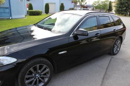 Poza cu Set paravanturi fata si spate, BMW Seria 5, 2009-2017
