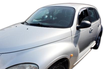 Poza cu Set paravanturi fata si spate, Chrysler PT Cruiser, 2001-2010