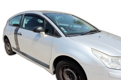 Poza cu Set paravanturi fata, Citroen C4, 2004-2010