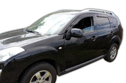 Poza cu Set paravanturi fata si spate, Peugeot 4007, 2007-2012