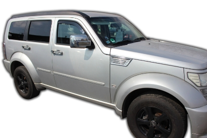 Poza cu Set paravanturi fata si spate, Dodge Nitro, 2007-2012