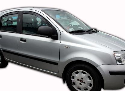 Poza cu Set paravanturi fata si spate, Fiat Panda, 2003-2012