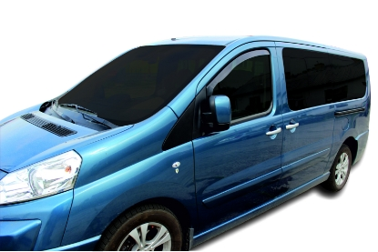 Poza cu Set paravanturi fata, Fiat Scudo, 2007-2016