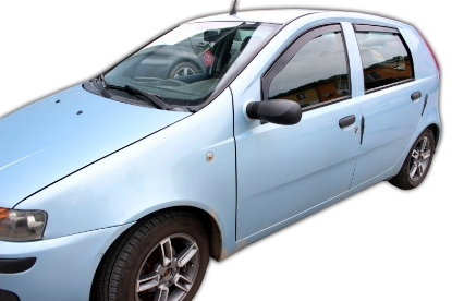 Poza cu Set paravanturi fata si spate, Fiat Punto, 1999-2005