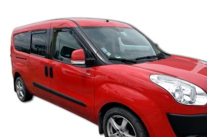Poza cu Set paravanturi fata si spate, Fiat Doblo, 2010-