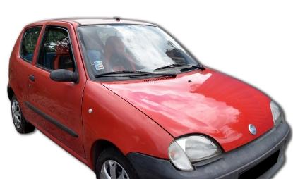 Poza cu Set paravanturi fata, Fiat Seicento, 1998-2007