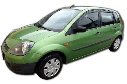 Poza cu Set paravanturi fata si spate, Ford Fiesta, 2002-2008