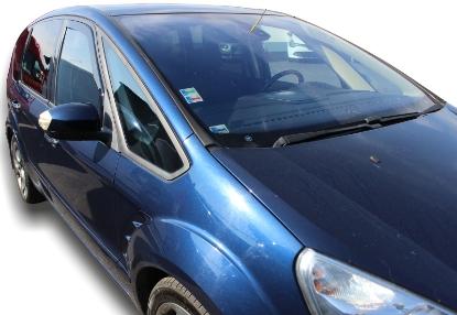 Poza cu Set paravanturi fata si spate, Ford S-Max, 2006-2010