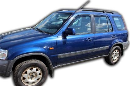 Poza cu Set paravanturi fata si spate, Honda CR-V, 1995-2002