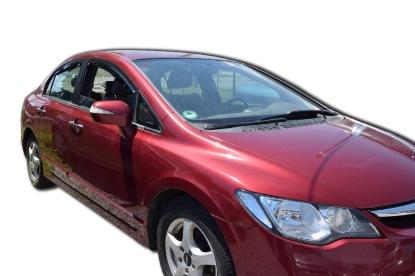 Poza cu Set paravanturi fata si spate, Honda Civic, 2006-2011