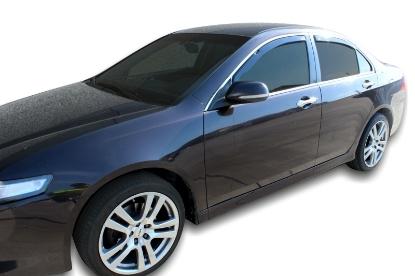 Poza cu Set paravanturi fata si spate, Honda Accord, 2003-2008