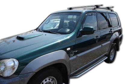 Poza cu Set paravanturi fata, Hyundai Terracan, 2001-2007