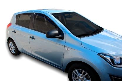 Poza cu Set paravanturi fata si spate, Hyundai i20, 2008-2014