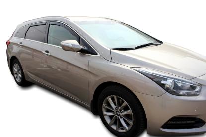 Poza cu Set paravanturi fata si spate, Hyundai i40, 2011-2019
