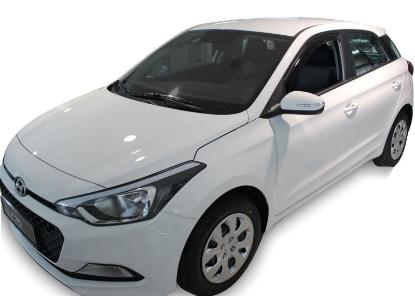 Poza cu Set paravanturi fata si spate, Hyundai i20, 2014-2020