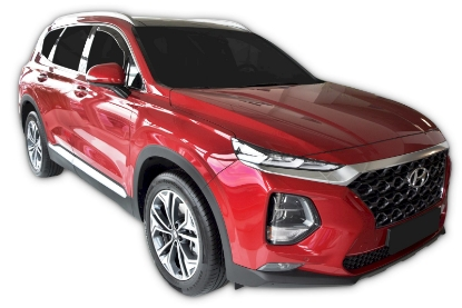 Poza cu Set paravanturi fata, Hyundai Santa Fe, 2018-