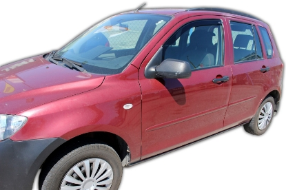 Poza cu Set paravanturi fata, Mazda 2, 2002-2007