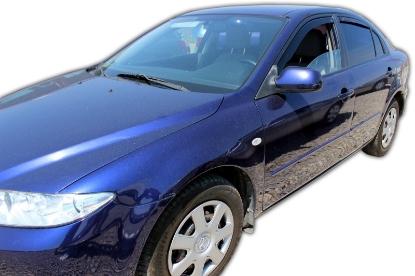 Poza cu Set paravanturi fata si spate, Mazda 6, 2002-2008