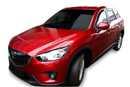 Poza cu Set paravanturi fata si spate, Mazda CX-5, 2011-2017