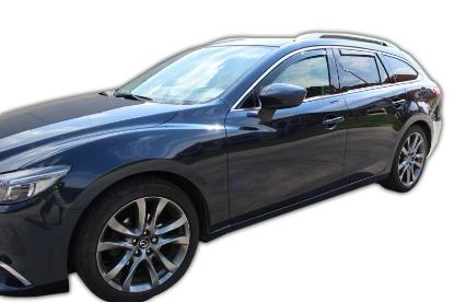 Poza cu Set paravanturi fata si spate, Mazda 6, 2012-