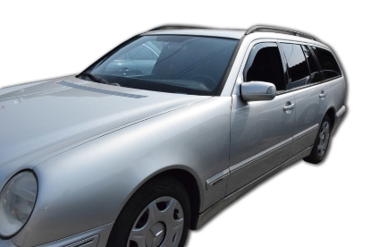 Poza cu Set paravanturi fata, Mercedes-Benz Clasa E (W210), 1995-2003