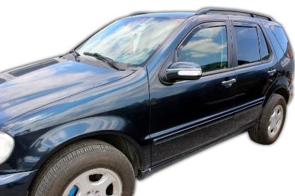 Poza cu Set paravanturi fata si spate, Mercedes-Benz Clasa M (W163), 1997-2005