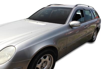 Poza cu Set paravanturi fata si spate, Mercedes-Benz Clasa E (W211), 2002-2009