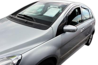 Poza cu Set paravanturi fata si spate, Mercedes-Benz Clasa B (W245), 2005-2011