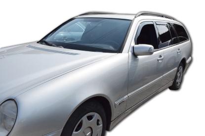Poza cu Set paravanturi fata si spate, Mercedes-Benz Clasa E (W210), 1995-2003