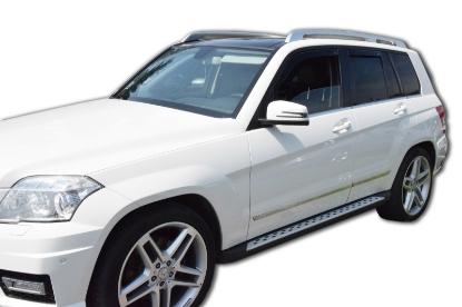 Poza cu Set paravanturi fata, Mercedes-Benz Clasa GLK (X204), 2008-2016