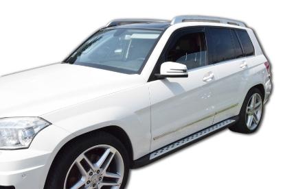 Poza cu Set paravanturi fata si spate, Mercedes-Benz Clasa GLK (X204), 2008-2016
