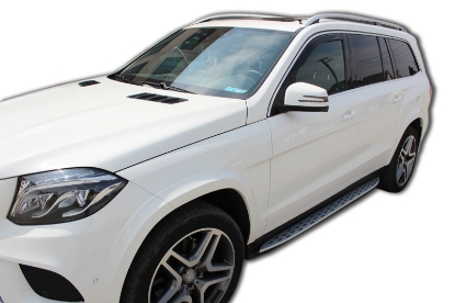 Poza cu Set paravanturi fata, Mercedes-Benz Clasa M (W166), 2011-2015