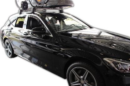 Poza cu Set paravanturi fata si spate, Mercedes-Benz Clasa C (W205), 2014-2021