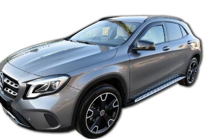 Poza cu Set paravanturi fata, Mercedes-Benz Clasa GLA (X156), 2013-2020