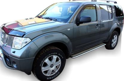 Poza cu Set paravanturi fata si spate, Nissan Pathfinder, 2004-2012