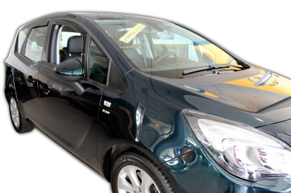 Poza cu Set paravanturi fata si spate, Opel Meriva, 2010-2017