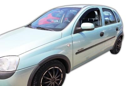 Poza cu Set paravanturi fata, Opel Corsa, 2000-2006