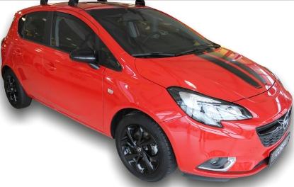 Poza cu Set paravanturi fata si spate, Opel Corsa, 2006-2019
