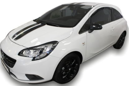 Poza cu Set paravanturi fata, Opel Corsa, 2006-2019